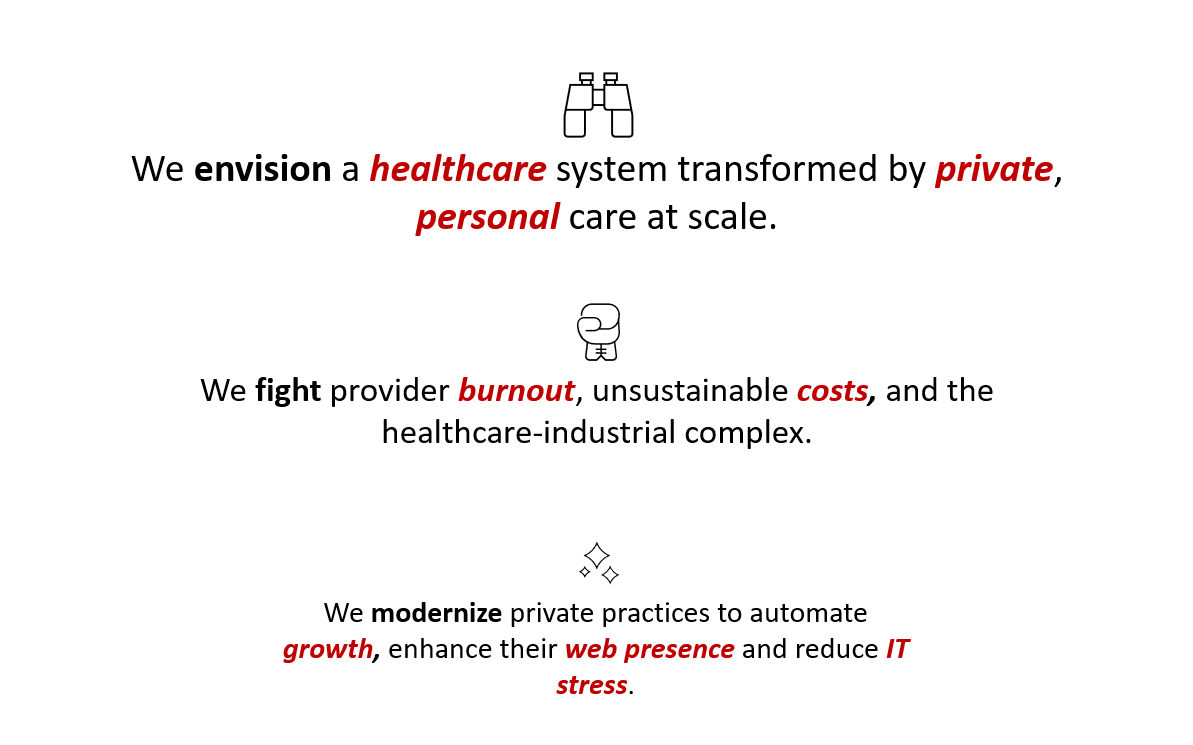 meddkit's mission and vision