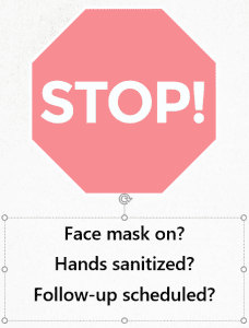 editable stop sign template screenshot